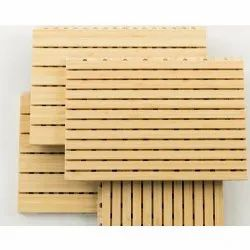 Wooden Acoustic Wall Slats