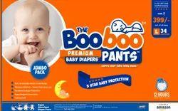 棉质大鲣鸟婴儿尿布裤,包装类型:包