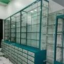 Medical Store Racks And Drawers