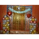 Multicolor Birthday Party Decoration, In Kolkata
