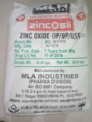 Zinc Oxide-ip/bp/usp/ep/jp