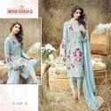 Shree Fabs Rose Gold Vol 2 Georgette Embroidered Pakistani Suit Catalog