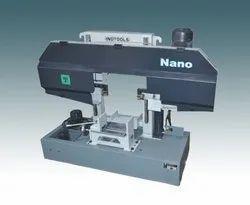 ITL Nano Double Column Horizontal Band Saw Machine, Size/Dimension: 1600 X 615 X 1180 Mm
