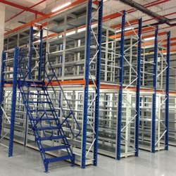 Heavy Duty Steel Pallet Racks