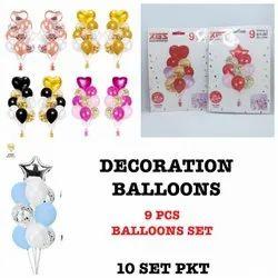 Mix Colour Decoration Balloon