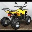 125cc Yellow NEO ATV