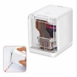 Portable Handheld Printer Portable Mini Inkjet Colour Printer
