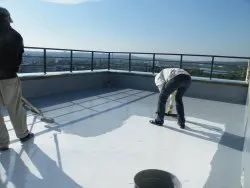 Building Waterproofing Services, On Site