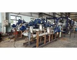 Carbon Steel Modular MS Pipe Fabrication Work Services