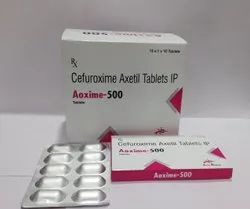 Cefuroxime Axetil 500 Tablet