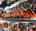 Fully automatic Z purlin rolling forming machine
