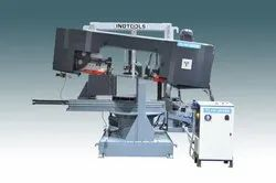 ITL-440-LMGSWM Double Column LMG Based Swiveling Band Saw Machine