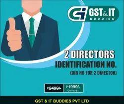 Director Identification Number Registration Services