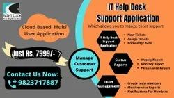 Online/Cloud-based IT Help Desk Support Application, Free Demo/Trial Available