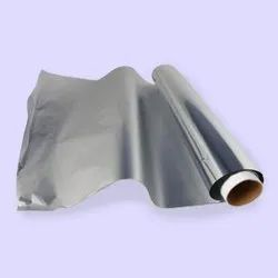 Metalized Film Laminated with Woven Fabrics