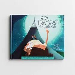 5 Big Prayer For Little Kids Illustration Book