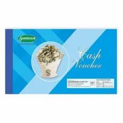 Sundaram Cash Voucher Pad