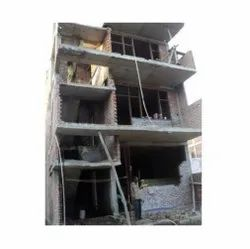 Concrete Frame Structures Residential Construction Service, Local