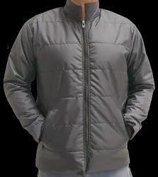 Indiana Full Sleeve Zippered Mens Winter Jackets