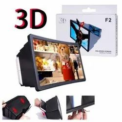 F2 Mobile Phone 3D Screen Magnifier