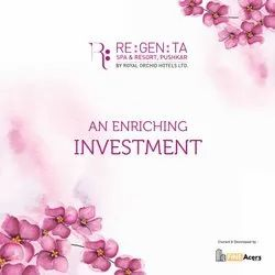 Resort Investment In Regenta Spa and Resort Pushkar Starts From 38Lacs