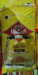 White Kohinoor 50Kg Wheat grains