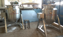 Paste Kettle Mixer Machine