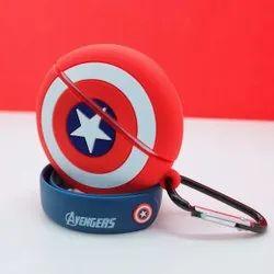Air Pods Pro Captain America