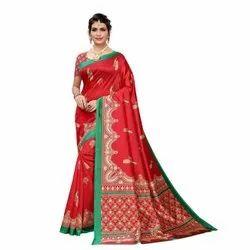 Daily Wear Digital Printed Saree