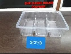 SBBP 3 CP Biscuits Tray