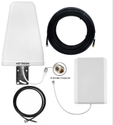 2G 3G 4G LTE Tri Band Antenna Kit With Cable Outdoor Wi-Fi Range Enhancer - 900/1800/2100 MHz