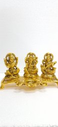 Anand Crafts Lakshmi, Ganesh And Saraswati Statue