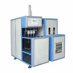Semi Automatic Blow Moulding Machine