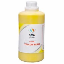 Yellow Pigment Paste For Paint