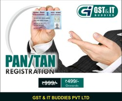 Online PAN TAN Registration Service