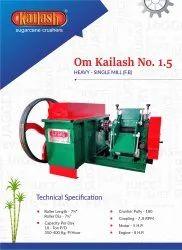Sugarcane Juice Extractor Machine Om Kailash No. 1.5