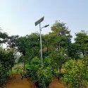 White-LED Based Solar Street Lighting System MNRE