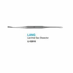 Lang Lacrimal Sac Dissector