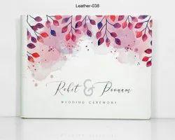 Upto 10 Days Wedding Ceremony Album Printing Service