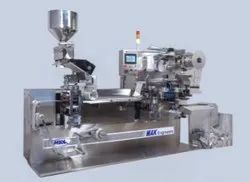 Four Track Tablet ALU Blister Packing Machine
