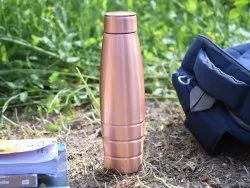 3 Ring Copper Bottle