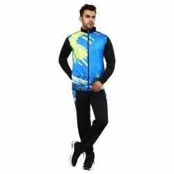 Mens Super Poly Sublimation Tracksuit