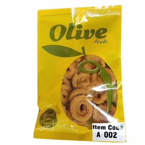 Olive Foods A 002 Murukku Snack, Packaging Size: 5kg
