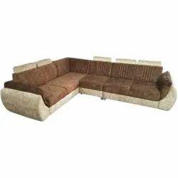 Tight Back L Shape Sofa Set