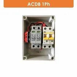 Solar Acdb Dcdb Box