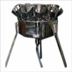 Stainless Steel Poultry Killing Cone, 9 Birds