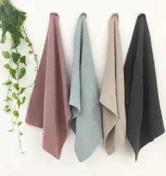 Cotton Knitted Kitchen Towel, Wash Type: Hand And Machine Wash, 118g