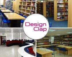 Library Interior Designing Service