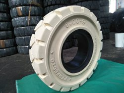 12.00 X 24 Solid Resilients Forklift Tire