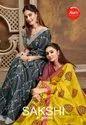 Apple Sarees Sakshi Vol 6 Manipuri Silk Digital Printed Saree Catalog